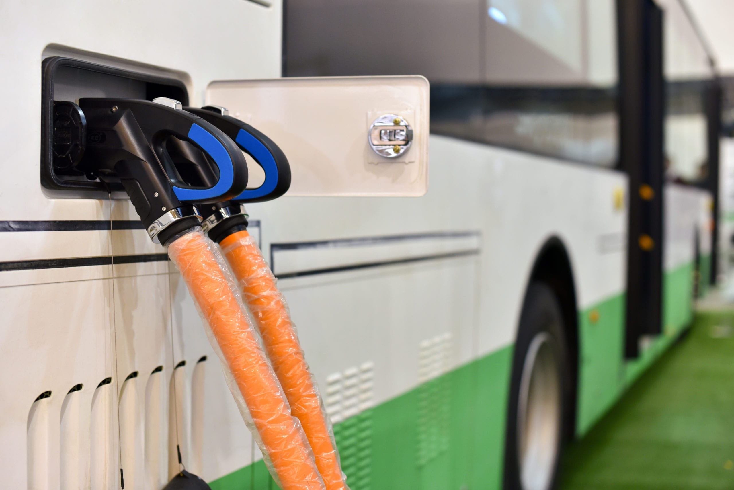 PG&E Electric Bus Charging